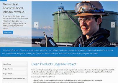 Anacortes Upgrades Project
