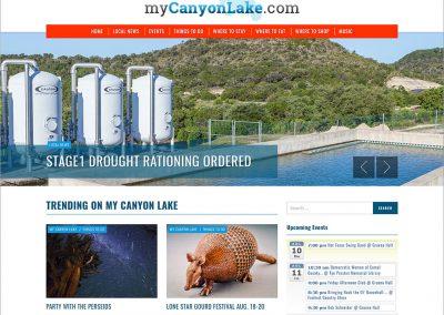 My Canyon Lake