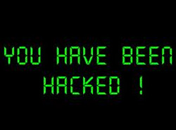 You are hacked