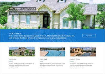 Mahoney Custom Homes