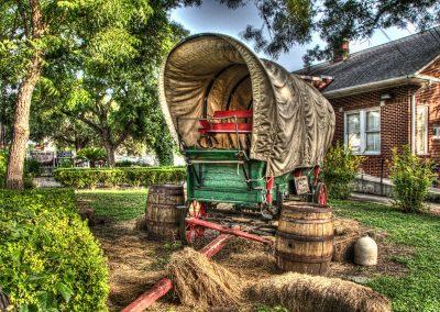Gruene Covered Wagon