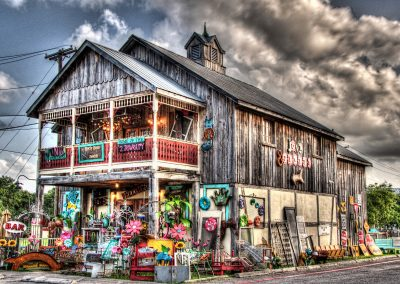 Gruene Second-Hand Shop