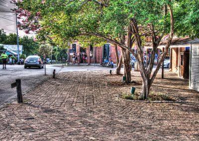 Gruene Sidewalk