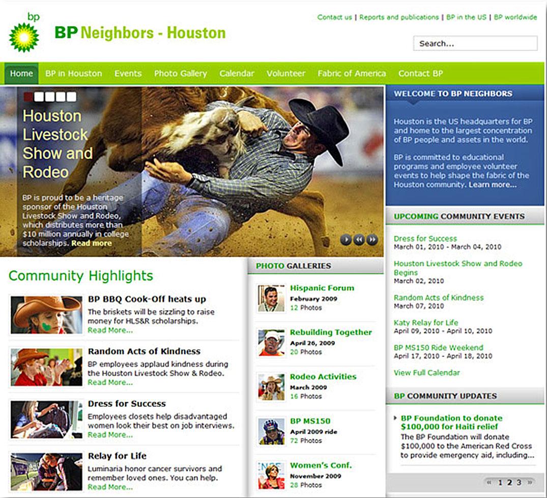 BP Neighbors