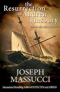 The Resurrection of Andrew Finsbury cover