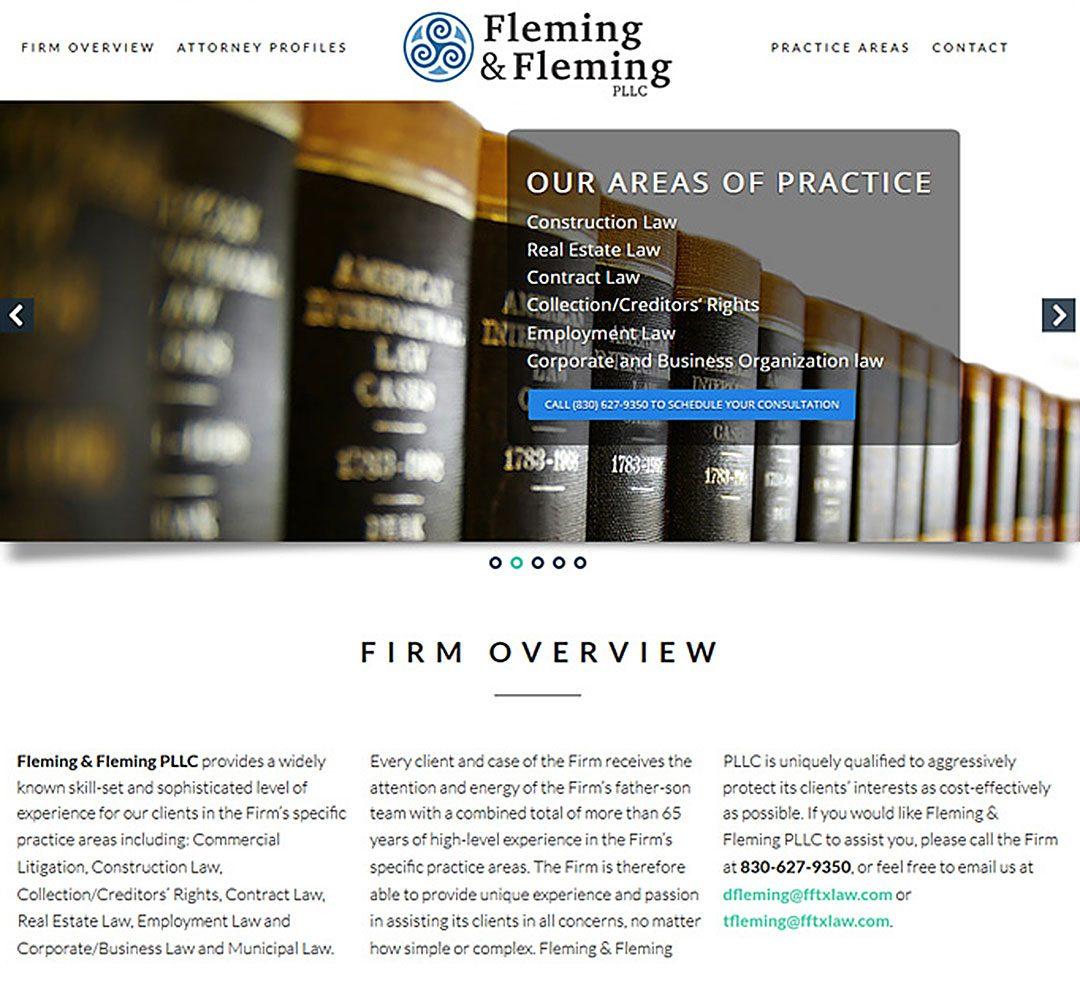 Fleming & Fleming PLLC