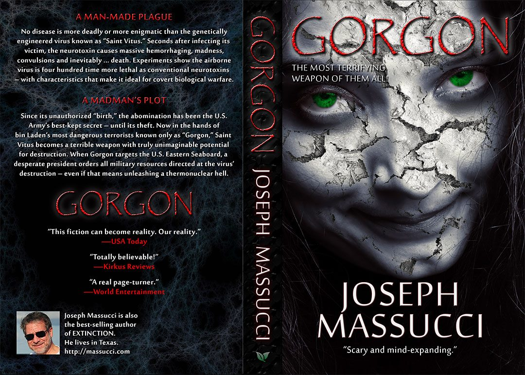 GORGON book cover