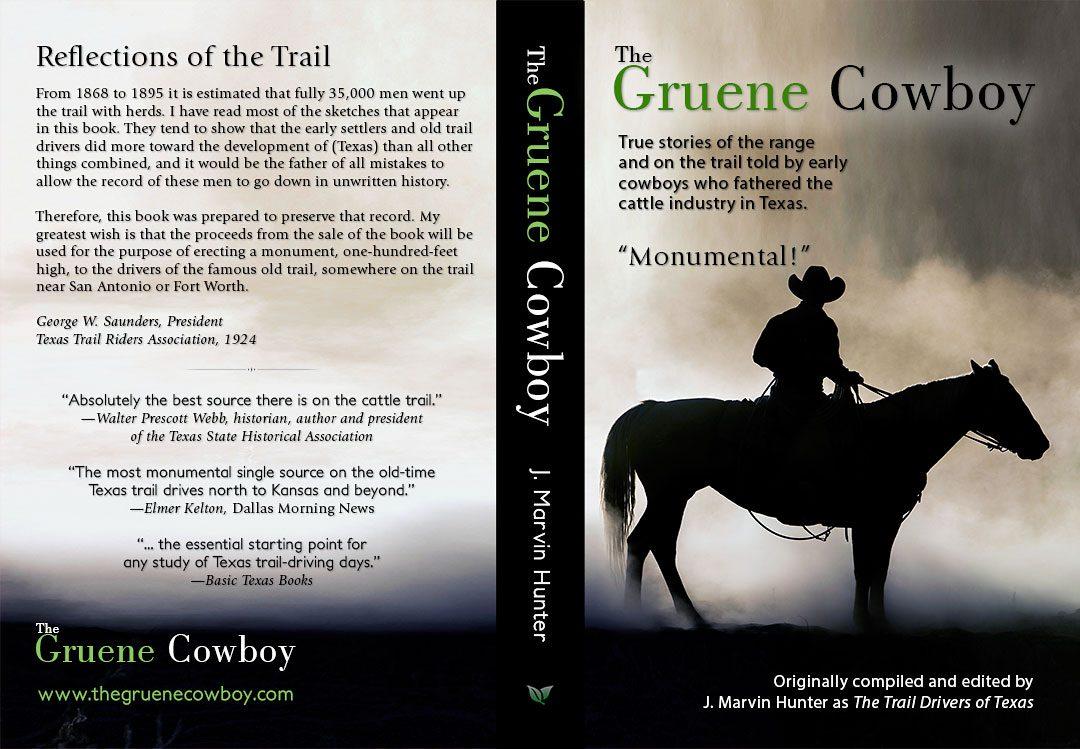 The Gruene Cowboy cover