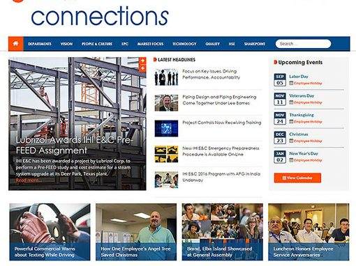IHI E&C Connections