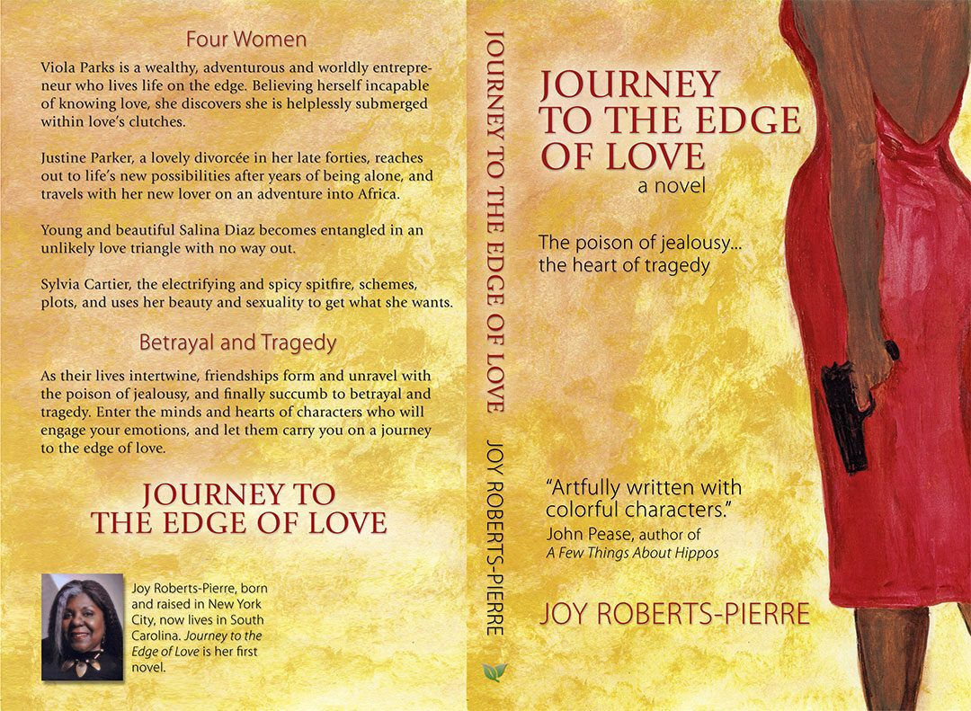 Journey to the Edge of Love covers