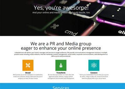 Lieber Johnson Interactive Marketing