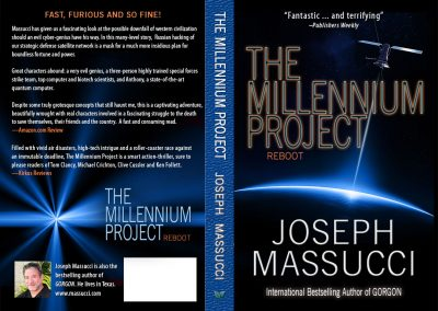 The Millennium Project: reboot