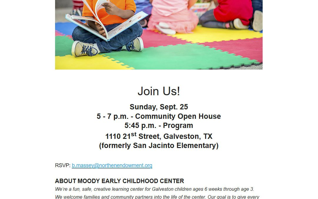 Moody Early Childhood Center
