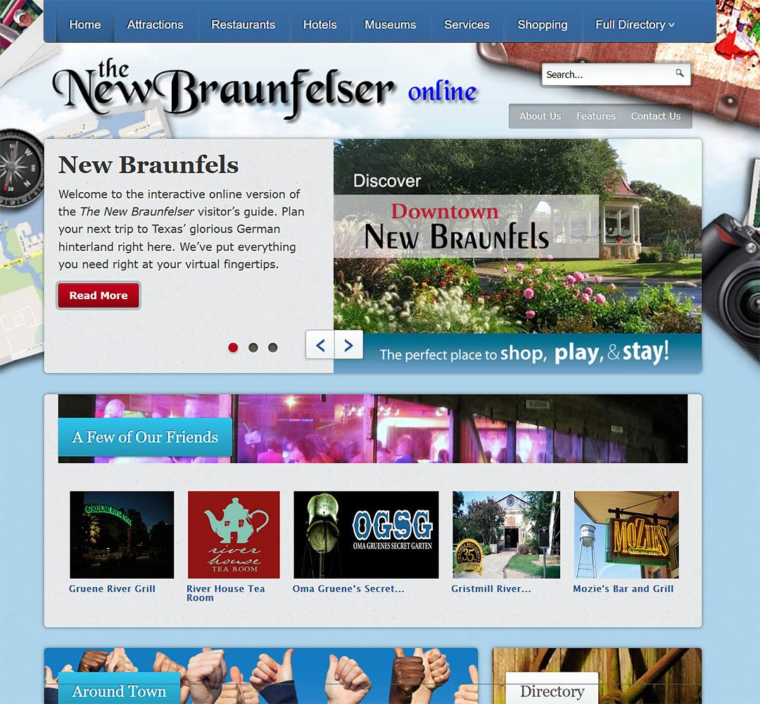 See New Braunfels