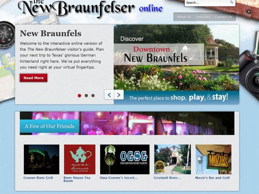 See New Braunfels