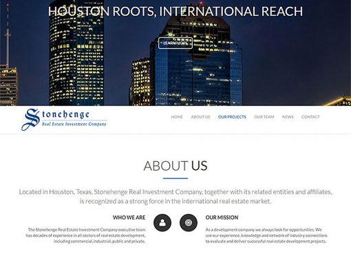 Stonehenge Real Estate Investment Company