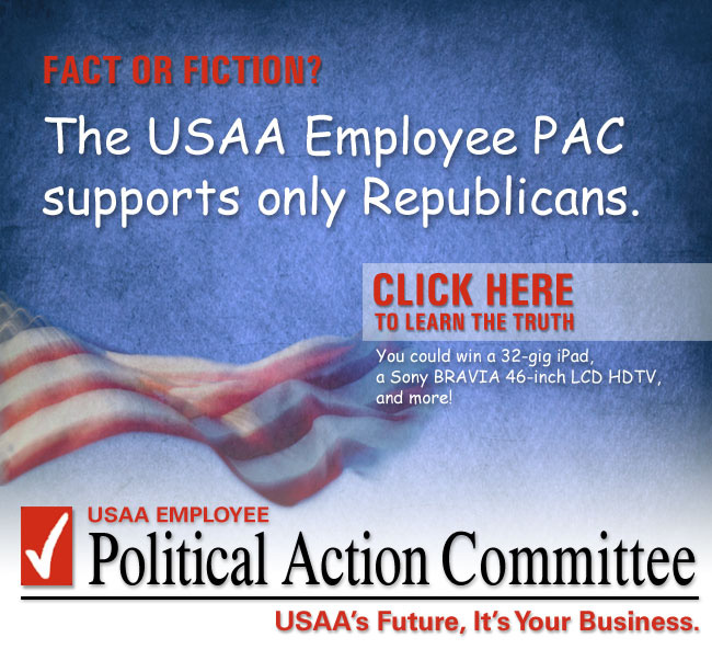 USAA PAC Quiz Email