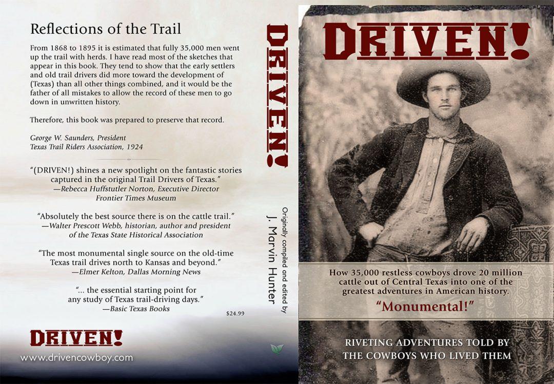 DRIVEN! book cover